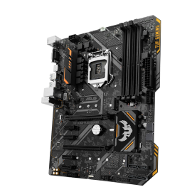 ASUS - TUF B360-Plus Gaming - 8th Gen ATX LGA1151