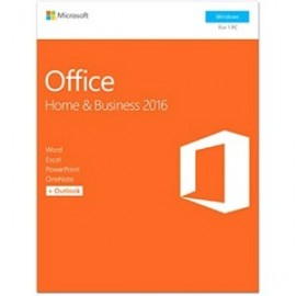Microsoft Office Home and Business 2016 32-bit x64 Spanish P2 LATAM