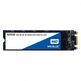 WD SSD Blue 500gb M2 Int SATA3 3D