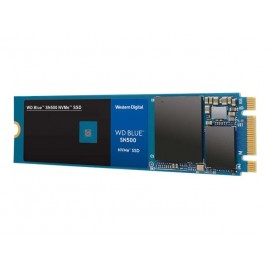 WD SSD Blue 250gb M2 Int SN500 NVMe