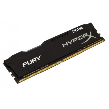 HPX 16GB 2666MHz DDR4 DIMM FURY BLACK