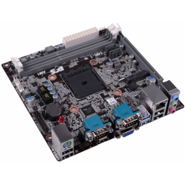 M/B AMD KAM1-I S/V/L MINI-ITX (AM1) ESSENTIALS 2X DDR3 1600mhz PCIEXPRESS X16 MINI PCI EXPRESS X1 SLOT GIGALAN
