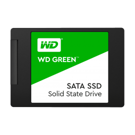 WESTERN DIGITAL SSD 120GB SATA III 6GB S 2.5 7MM WD GREEN