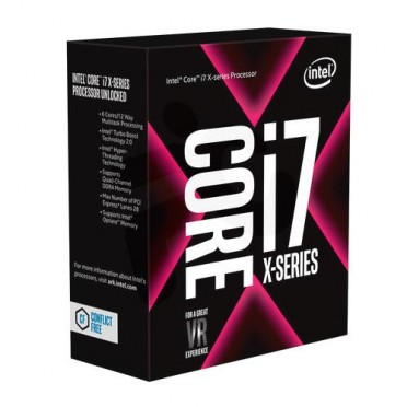 Intel® CPU Intel Core i7-7740X 4.3 GHz LGA 2066