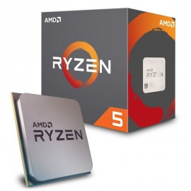AMD® CPU Ryzen 5 2600 (AM4)