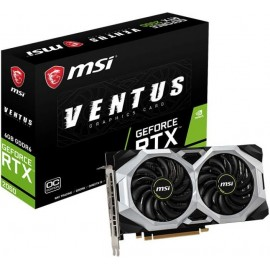 MSI-GeForce RTX 2060 VENTUS -Graphics card-6GB GDDR6 MSI